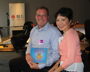 Mike Parkhill & Mary Ito