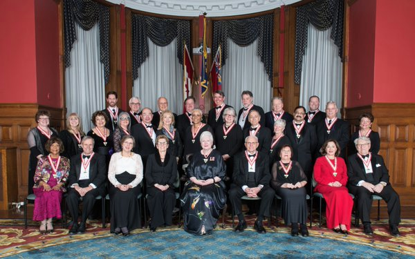 Order of Ontario Recipients 2016